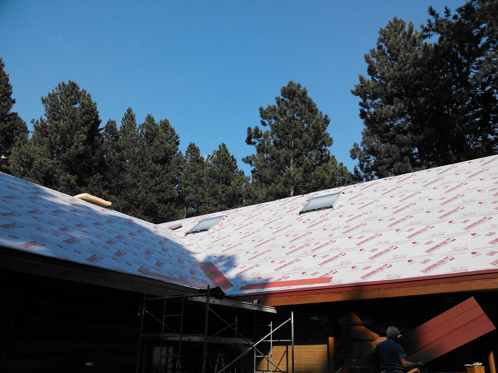 Does A Metal Roof Need An Underlayment Beartooth Metal