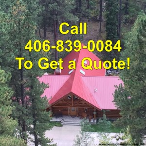 metal roofing Billings Montana