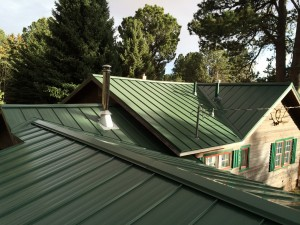 Seamless gutter company Billings