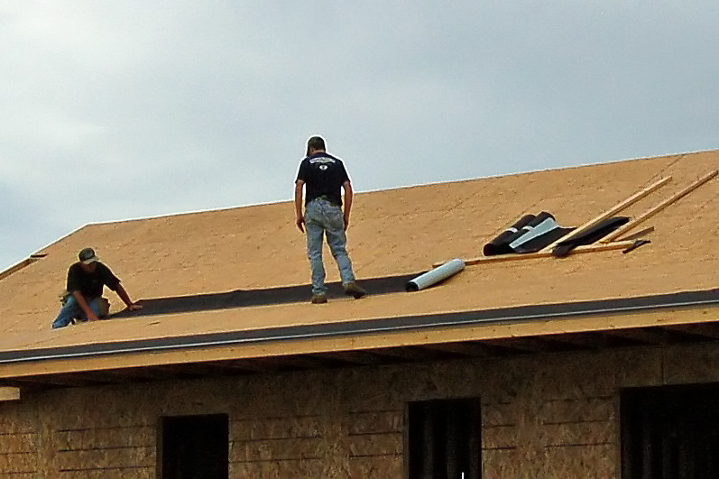 Roofing in Billings Montana