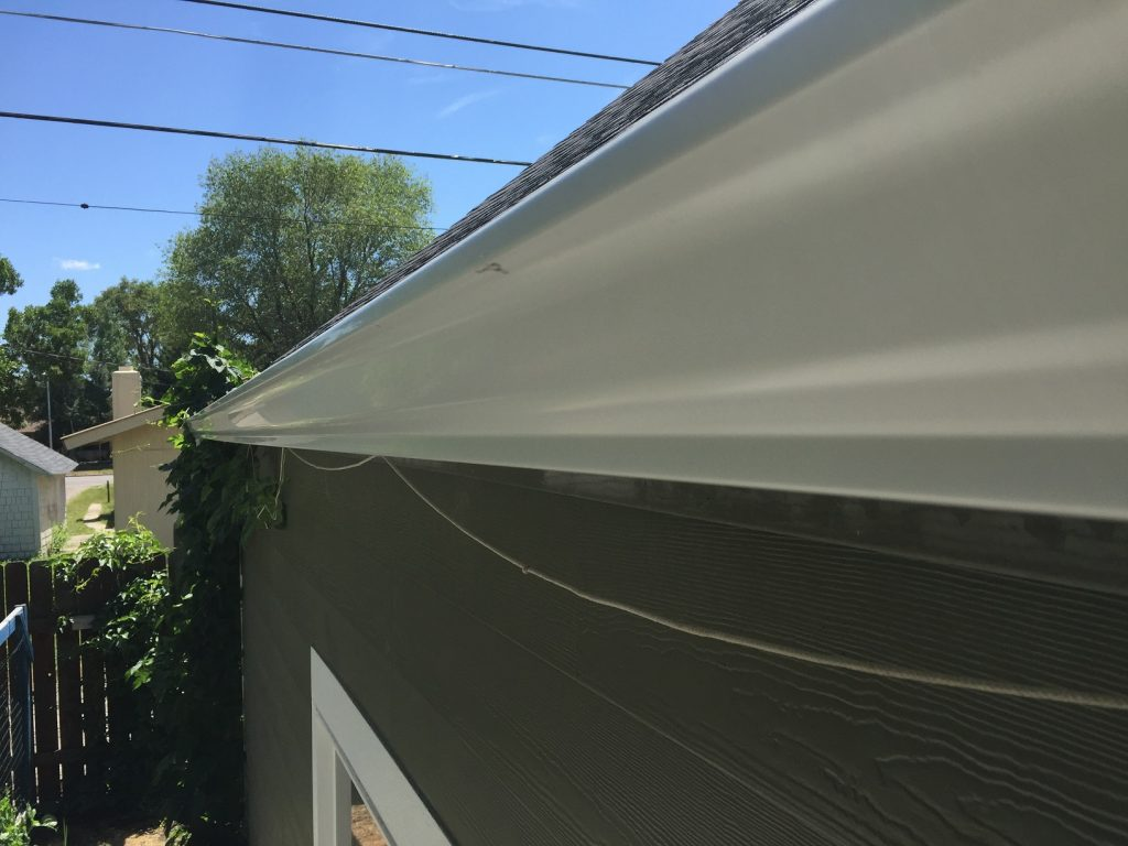 Seamless gutters in Billings, MT