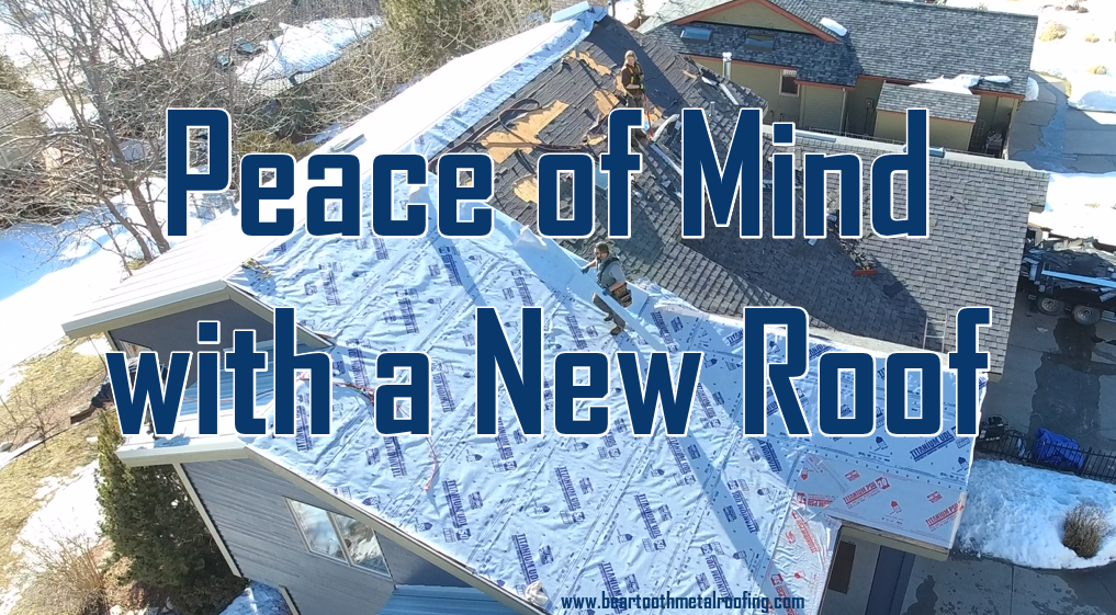 Peace of Mind with a New Roof
