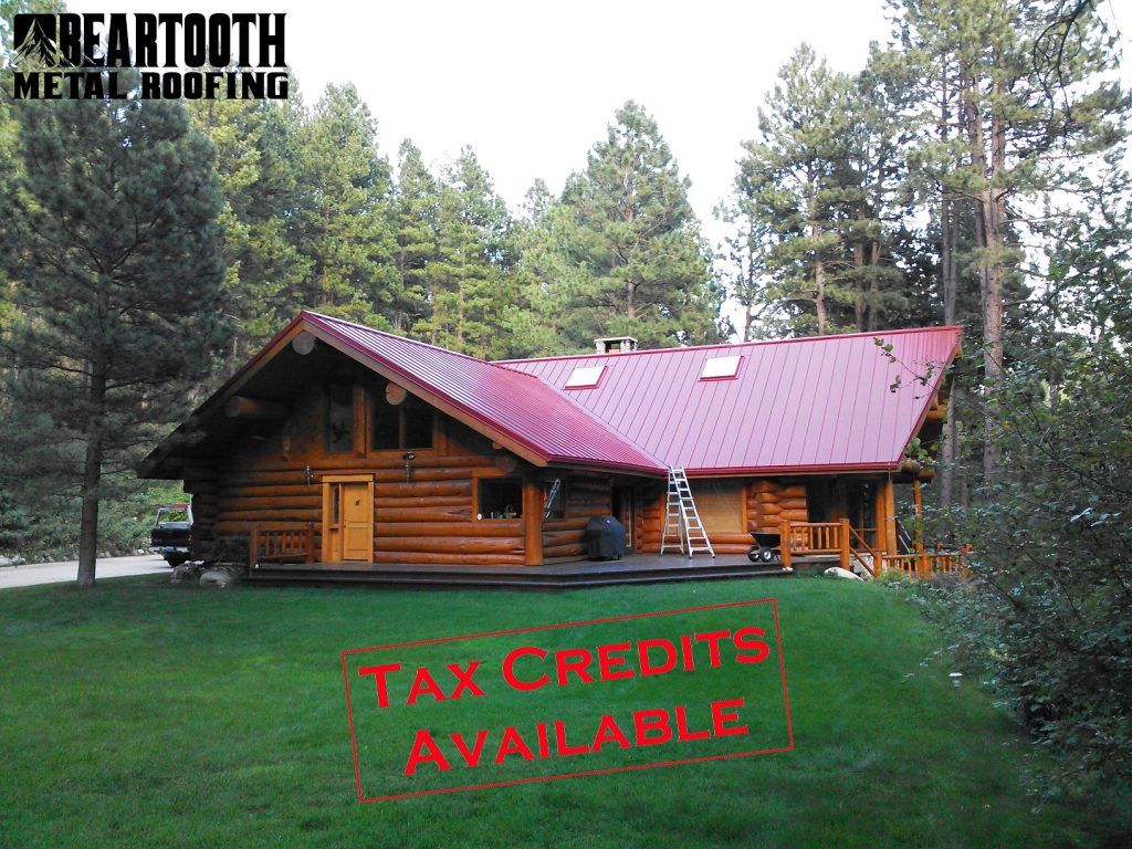 Tax Credits for Metal Roofing