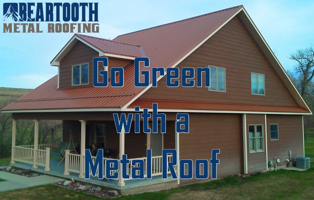 Metal roofing company Billings