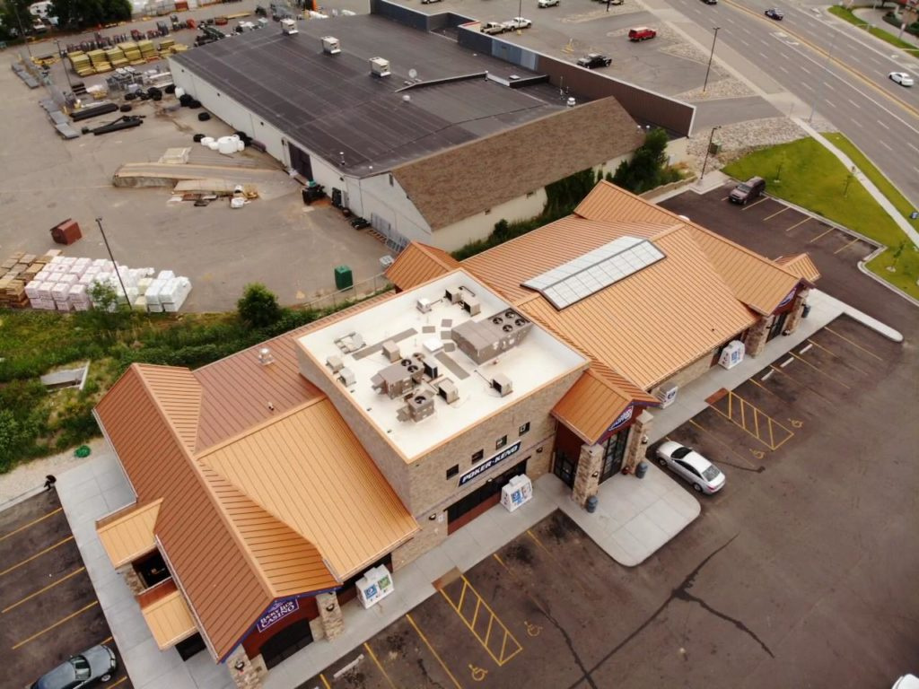commercial metal roofing billings montana